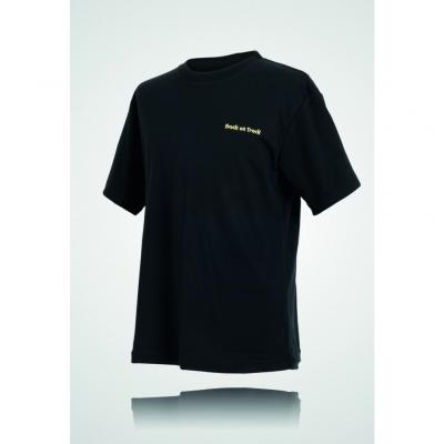 Tshirt Back On Track TAILLE M NOIR