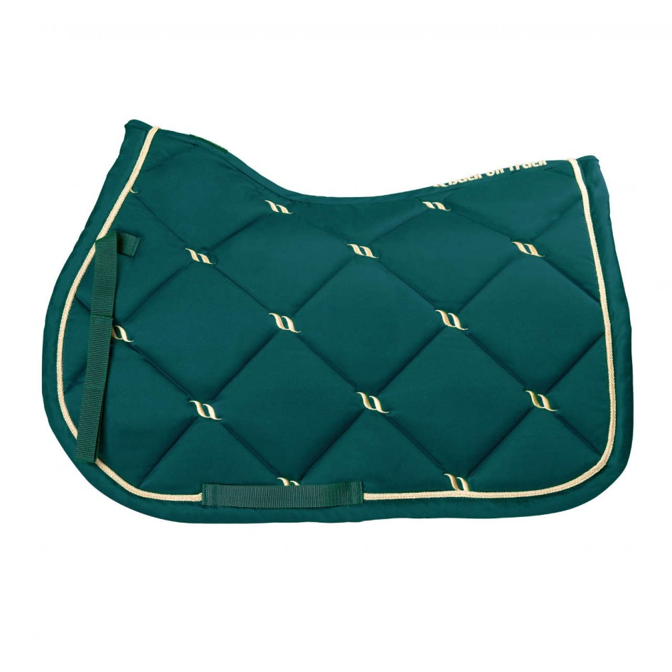 2343 bot nights collection forest saddle pad jumping 4