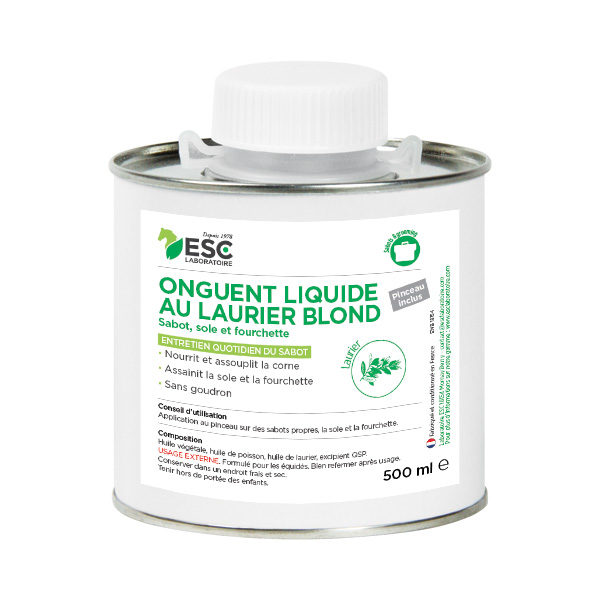 Potenfer laurierblond 1