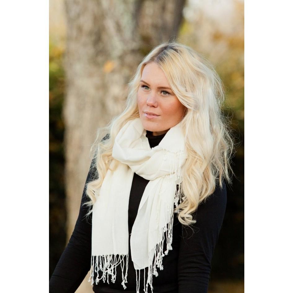 1840 scarf beige 6