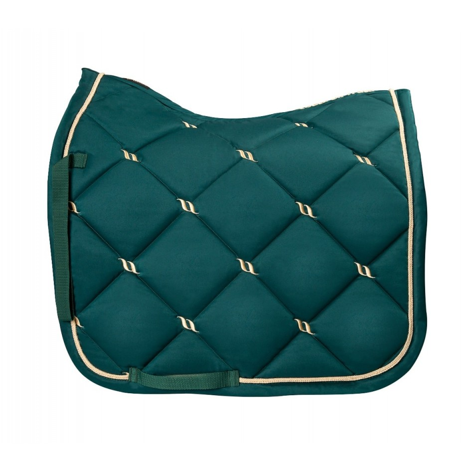 2342 bot nights collection forest saddle pad dressage min 4