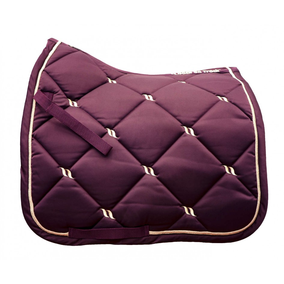 2342 bot nights collection ruby nights saddle pad dressage 1 1