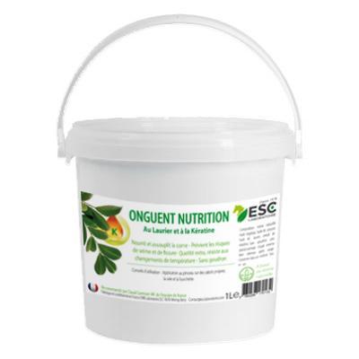 Onguent nutrition à la kératine – Soin corne sèche ultraviolet nourrissant – Formule pro expert