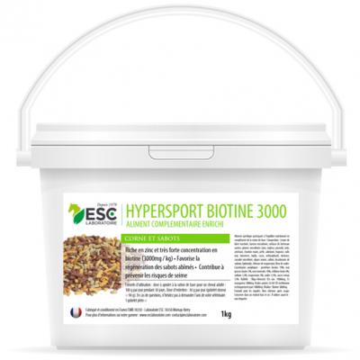 Hypersport biotine 3000