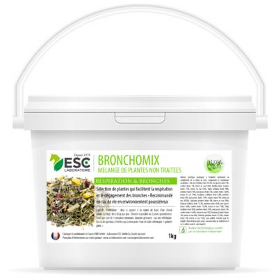 Bronchomix – Respiration cheval – Mélange de plantes