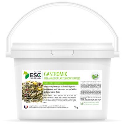 Gastromix – Digestion et acidité gastrique cheval