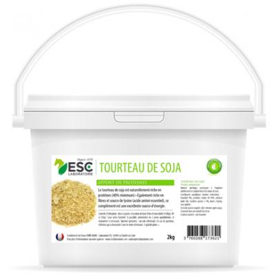 Tourteau de soja – Apport en protéines et soutien énergétique pour chevaux